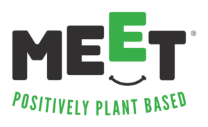 Black & Green - MEET logo for website