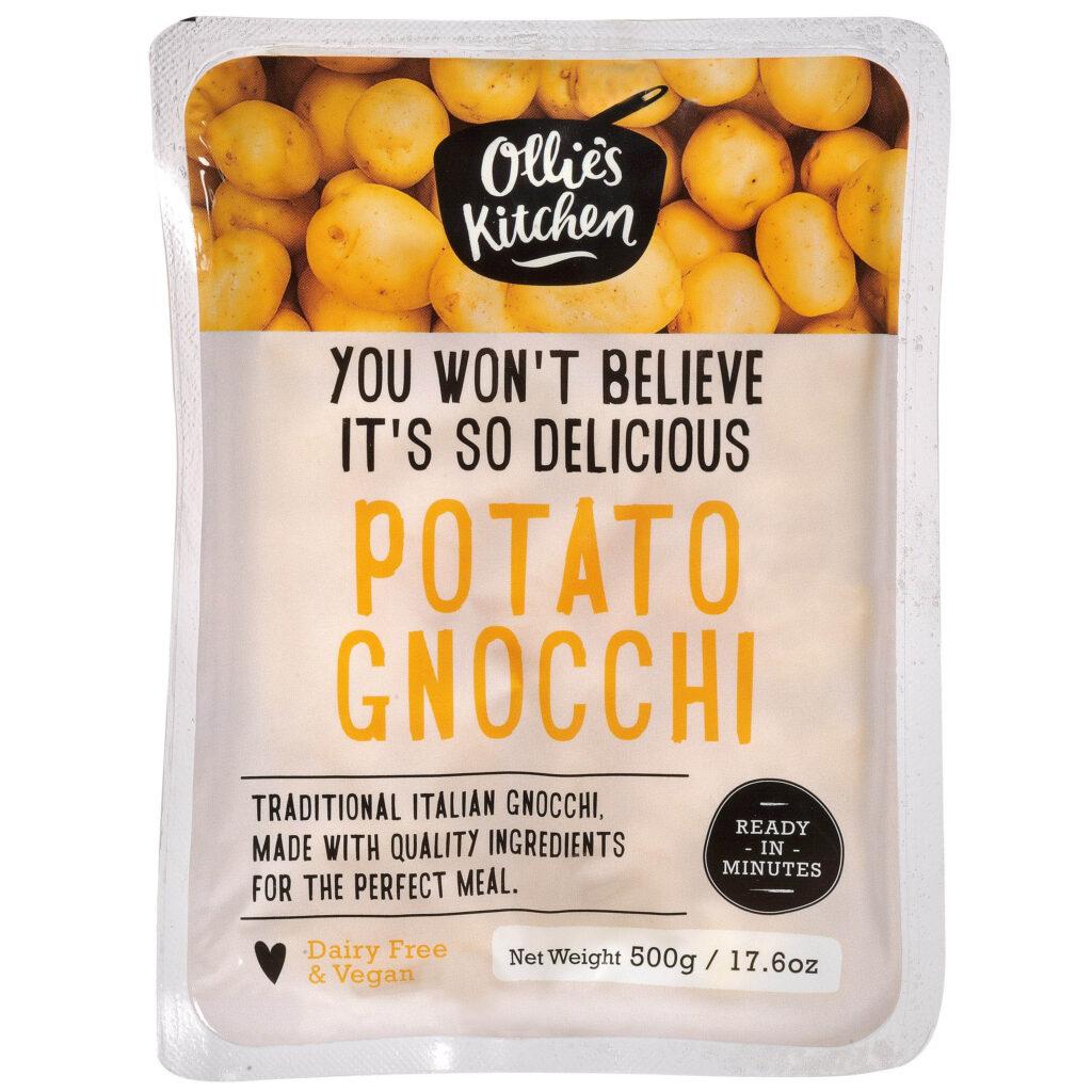 Ollies Kitchen Potato Gnocchi